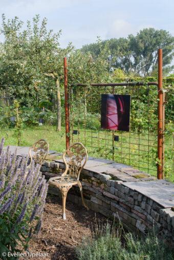 """""""Wat een mooie combinatie van tuin en kunst"""""""